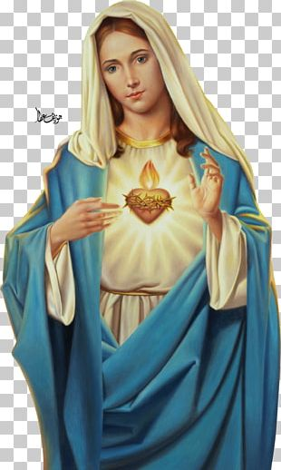 Immaculate Heart Of Mary Feast Of The Sacred Heart Immaculate Conception PNG