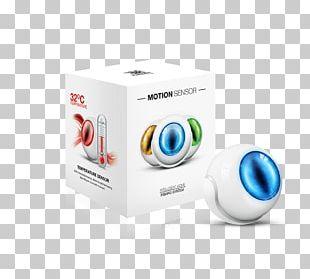 Motion Sensors Fibar Group Passive Infrared Sensor Home Automation Kits PNG