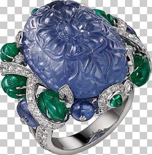 Emerald Ring Jewellery Gemstone Sapphire PNG