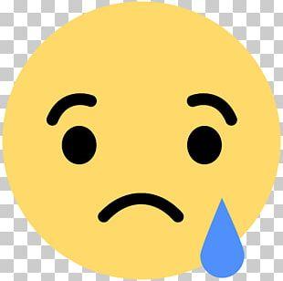 Facebook Like Button Facebook Like Button Emoticon Sadness PNG