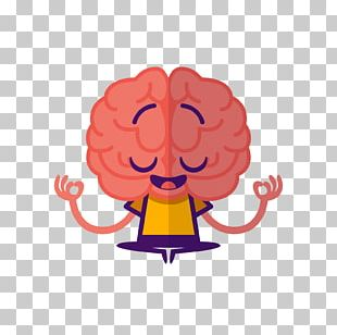 Human Brain Thought Cognitive Training PNG