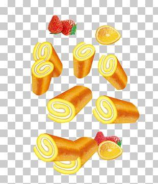 Juice Swiss Roll Strawberry Cream Cake Christmas Cake PNG