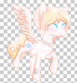 Cat Horse Fairy Cartoon PNG