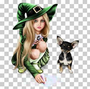 Witchcraft Halloween Child Woman PNG