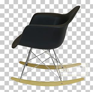 Eames Lounge Chair Wood Charles And Ray Eames Rocking Chairs PNG