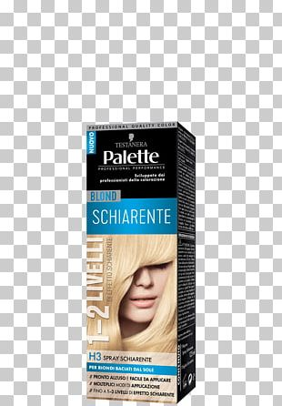 Hair Coloring Schwarzkopf Blond Human Hair Color Aerosol Spray PNG