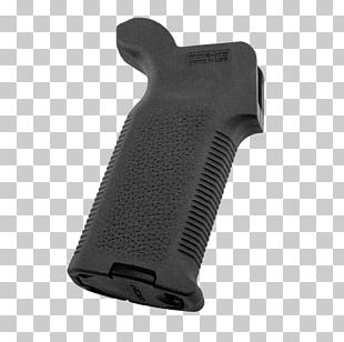 Magpul Industries Vertical Forward Grip Firearm Pistol Grip M4 Carbine PNG