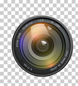 Camera Lens Zoom Lens PNG