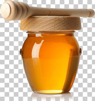 Honey Pot Spoon PNG