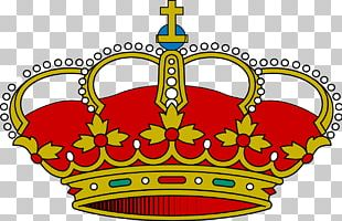 Spain Spanish Royal Crown Coroa Real Kingdom Of Serbia PNG