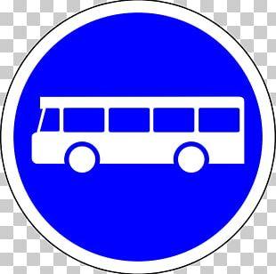 Bus Lane Traffic Sign Stop Sign Bus Interchange PNG