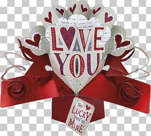 Heart Valentine's Day Greeting & Note Cards Love PNG