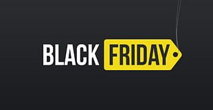 Social Media Black Friday Retail Cyber Monday Thanksgiving PNG