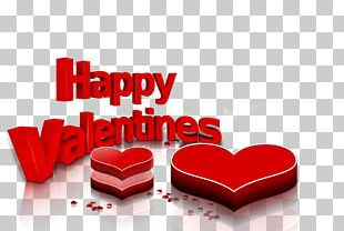 Valentine's Day White Day Wedding Red Letter Day PNG