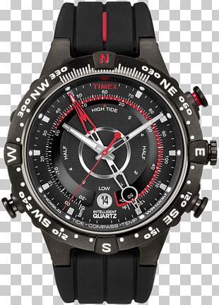 Quartz Clock Timex Group USA PNG