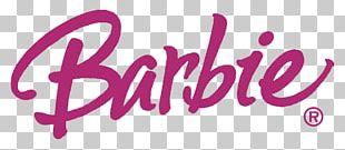 Barbie Logo Fashion Doll PNG