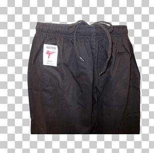Krav Maga Martial Arts Jeans Black Pants PNG