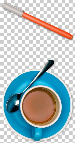 Spoon Cup Product Design PNG