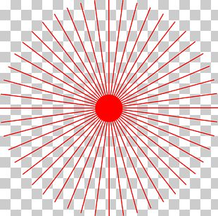 Light Line Symmetry Point PNG