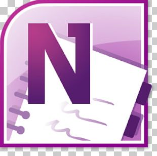 Microsoft OneNote Microsoft Office Computer Software Evernote PNG