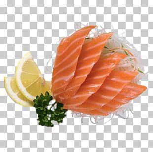 Sashimi Smoked Salmon Sushi Makizushi Lox PNG