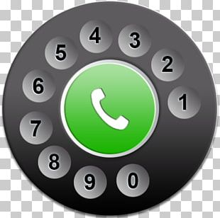 Dialer Telephone Android Handset Keypad PNG