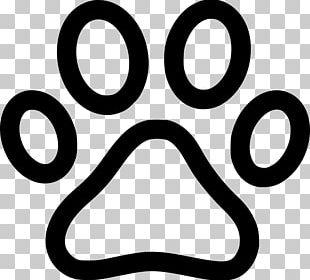 Paw Dog Footprint Animal PNG