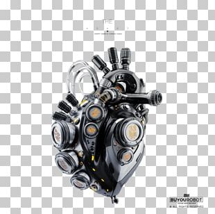 Robotics Heart Mechanical Engineering TurboSquid PNG