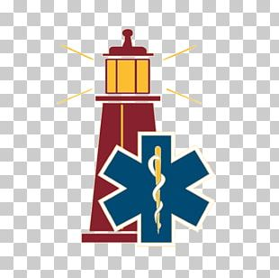 Star Of Life Emergency Medical Technician Paramedic Emergency Medical Services Decal PNG