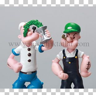 Popeye Figurine Porky Pig Action & Toy Figures Daffy Duck PNG