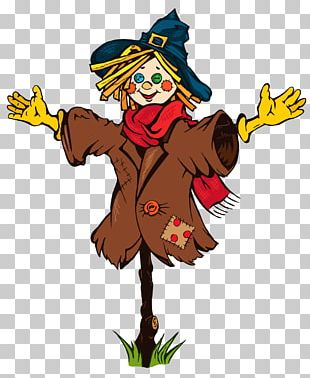 Scarecrow PNG