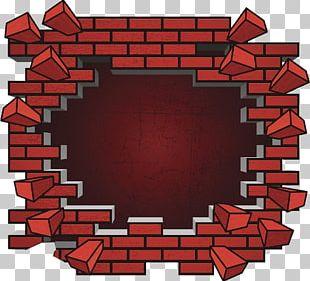 Wall Brick Illustration PNG