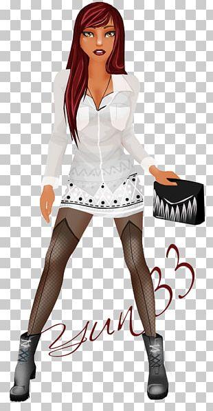 Cartoon Character Shoe Uniform PNG