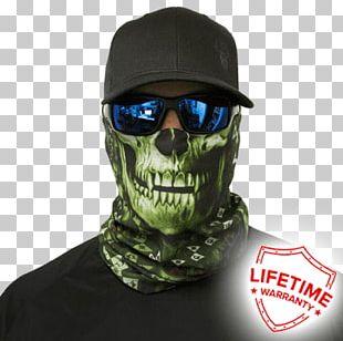 Face Shield Balaclava Kerchief Neck Gaiter Mask PNG