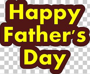 Fathers Day Happiness PNG