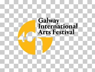 Galway International Arts Festival Logo Product Design Brand PNG