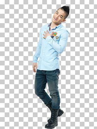 Taeyang Jeans 1TYM BIGBANG T-shirt PNG