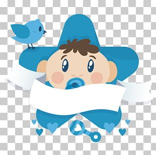 Baby Shower Infant Boy PNG
