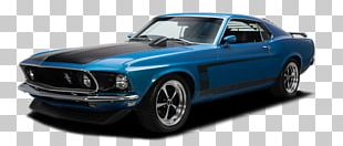 First Generation Ford Mustang Ford Mustang Mach 1 Car Boss 302 Mustang PNG