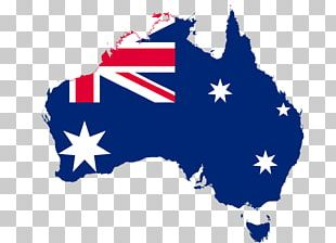 Flag Of Australia Map Wikimedia Commons PNG