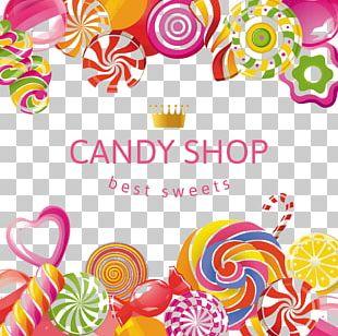 Lollipop Candy Bonbon Confectionery Store PNG