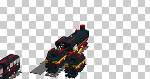 Lego Trains Passenger Car Express Train PNG