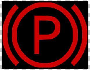 Car Parking Brake Brake Fluid Idiot Light PNG