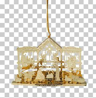 Chandelier Ceiling Christmas Ornament Light Fixture PNG