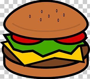 McDonald's Hamburger Fast Food Hot Dog PNG