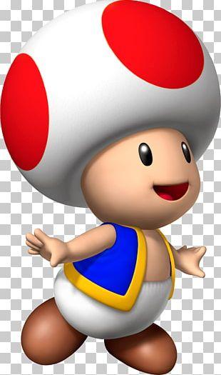 Mario Party 8 Mario Bros. Toad Princess Peach PNG