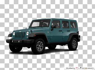 Jeep Wrangler Unlimited Car Chrysler Vehicle PNG
