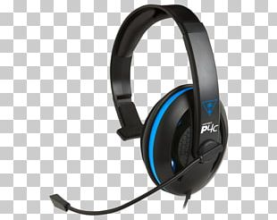 PlayStation 4 Turtle Beach Ear Force P4c Headphones PlayStation 3 PNG