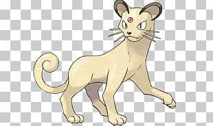 Pokémon Sun And Moon Pokémon GO Pikachu Persian PNG