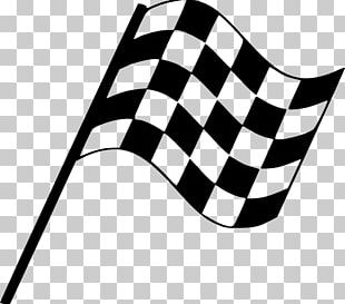 Formula One Racing Flags PNG